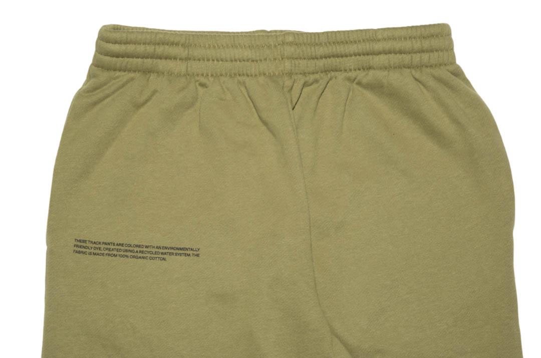 slide 2 - Olive Organic Cotton Track Pants