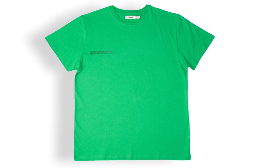slide 1 - Organic Cotton Tshirt - Jade Green