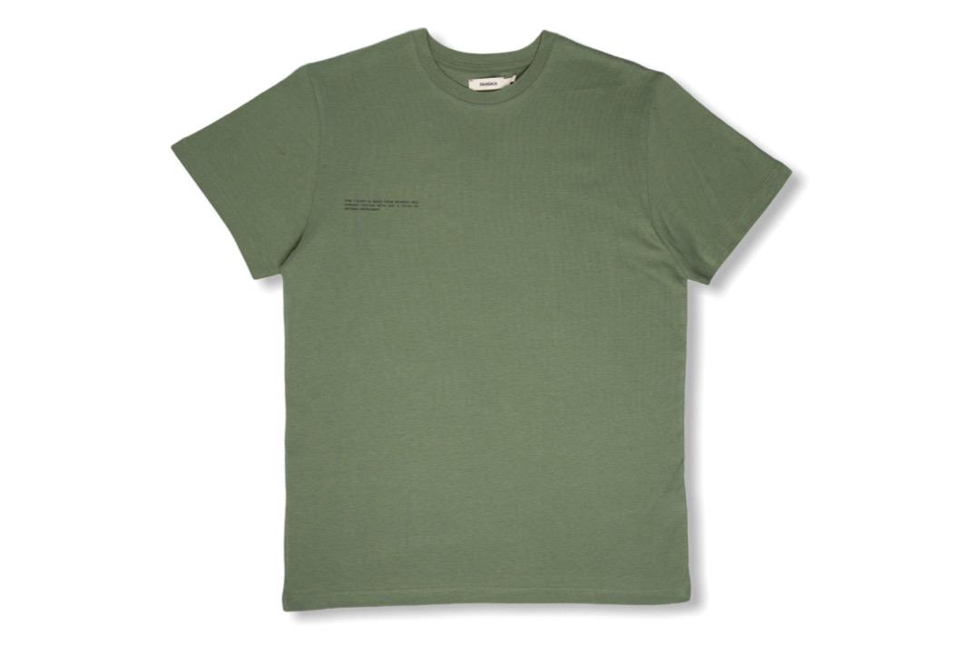 slide 1 - Seaweed Fiber Tshirt- Khaki