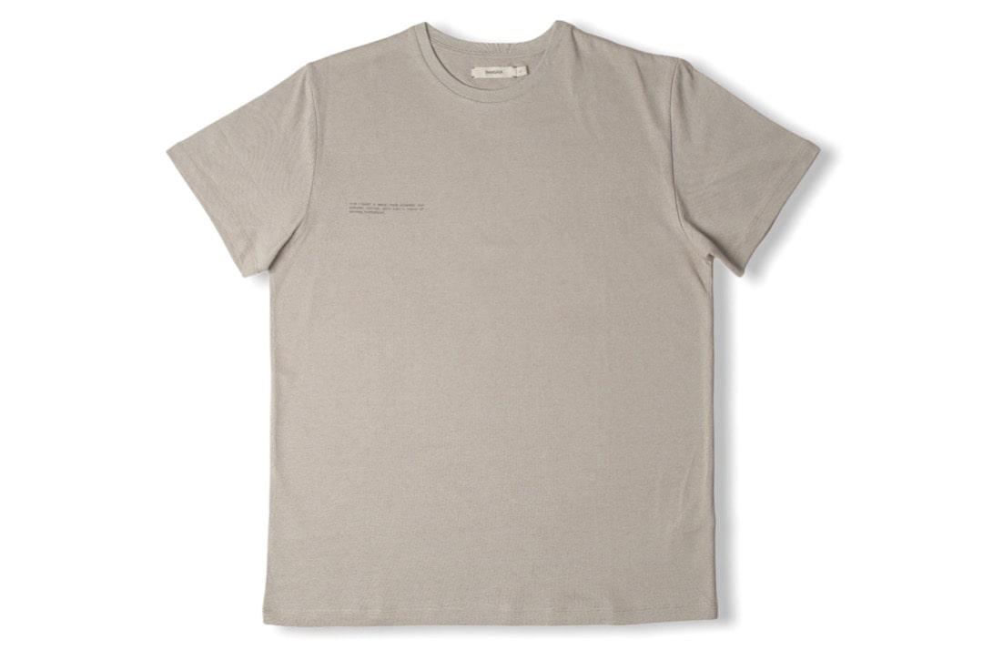 slide 1 - Seaweed Fiber Tshirt - Stone