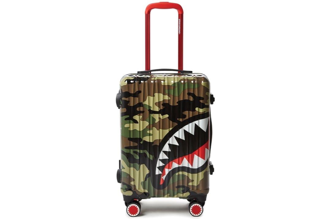 slide 1 - Sharknautics Carry-on Luggage