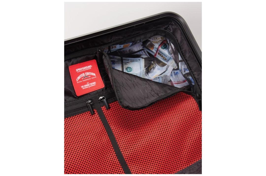 slide 10 - Sharknautics Carry-on Luggage