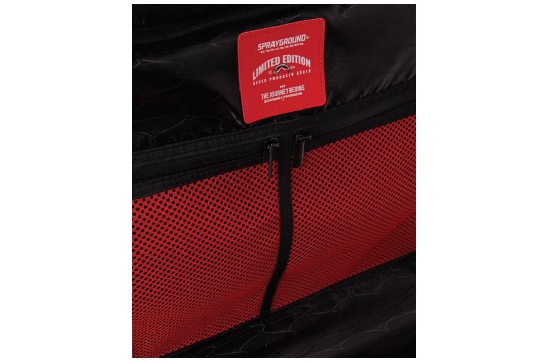 slide 11 - Sharknautics Carry-on Luggage