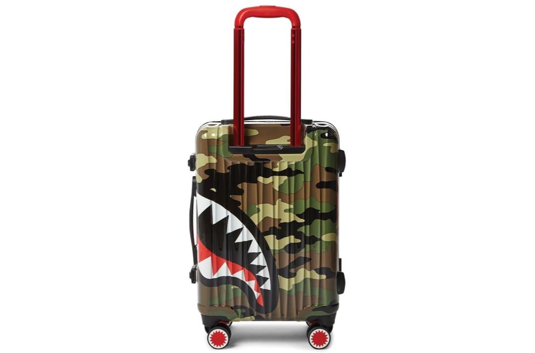 slide 3 - Sharknautics Carry-on Luggage