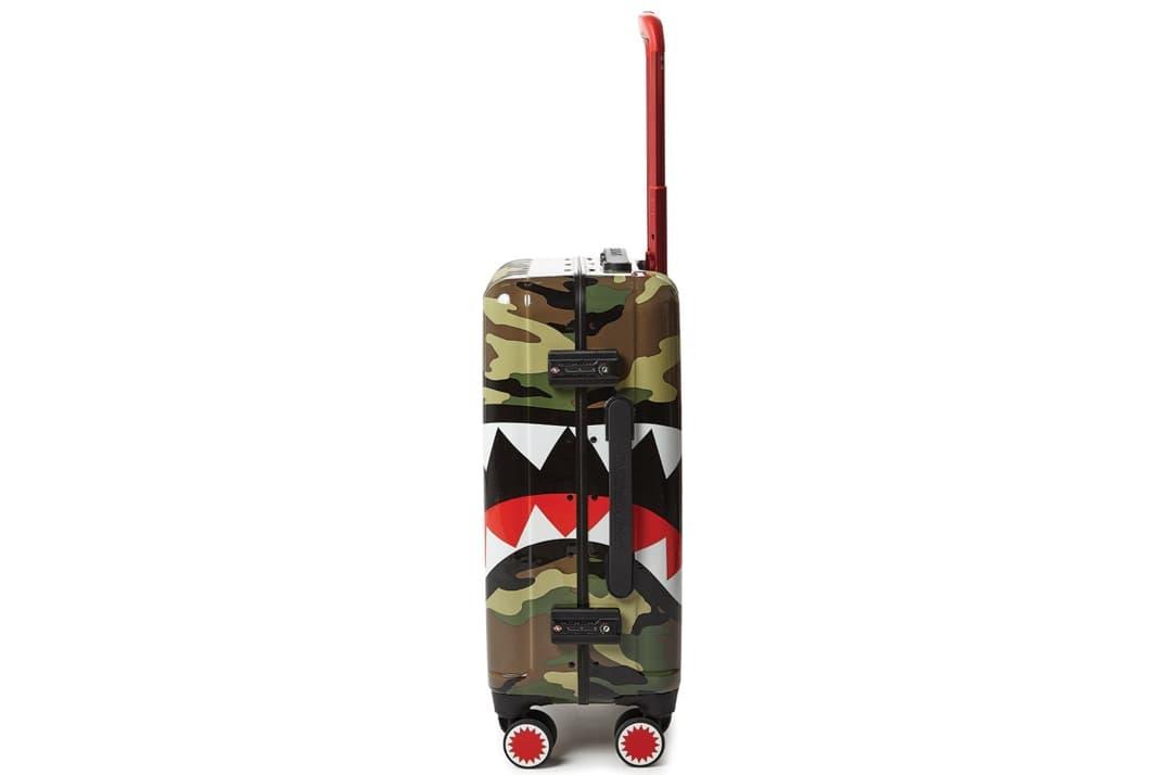 slide 2 - Sharknautics Carry-on Luggage