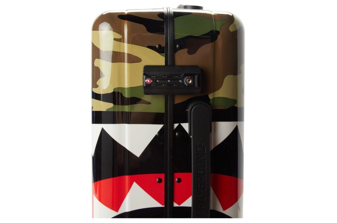 slide 4 - Sharknautics Carry-on Luggage