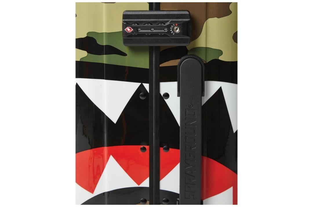 slide 5 - Sharknautics Carry-on Luggage