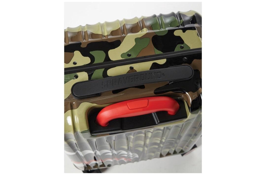slide 6 - Sharknautics Carry-on Luggage
