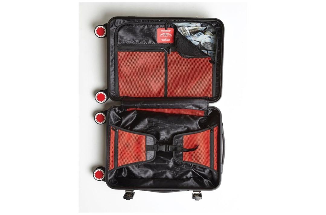 slide 9 - Sharknautics Carry-on Luggage