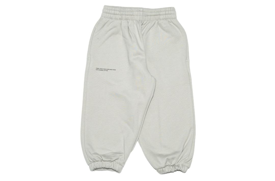 slide 1 - Stone Organic Cotton Track Pants
