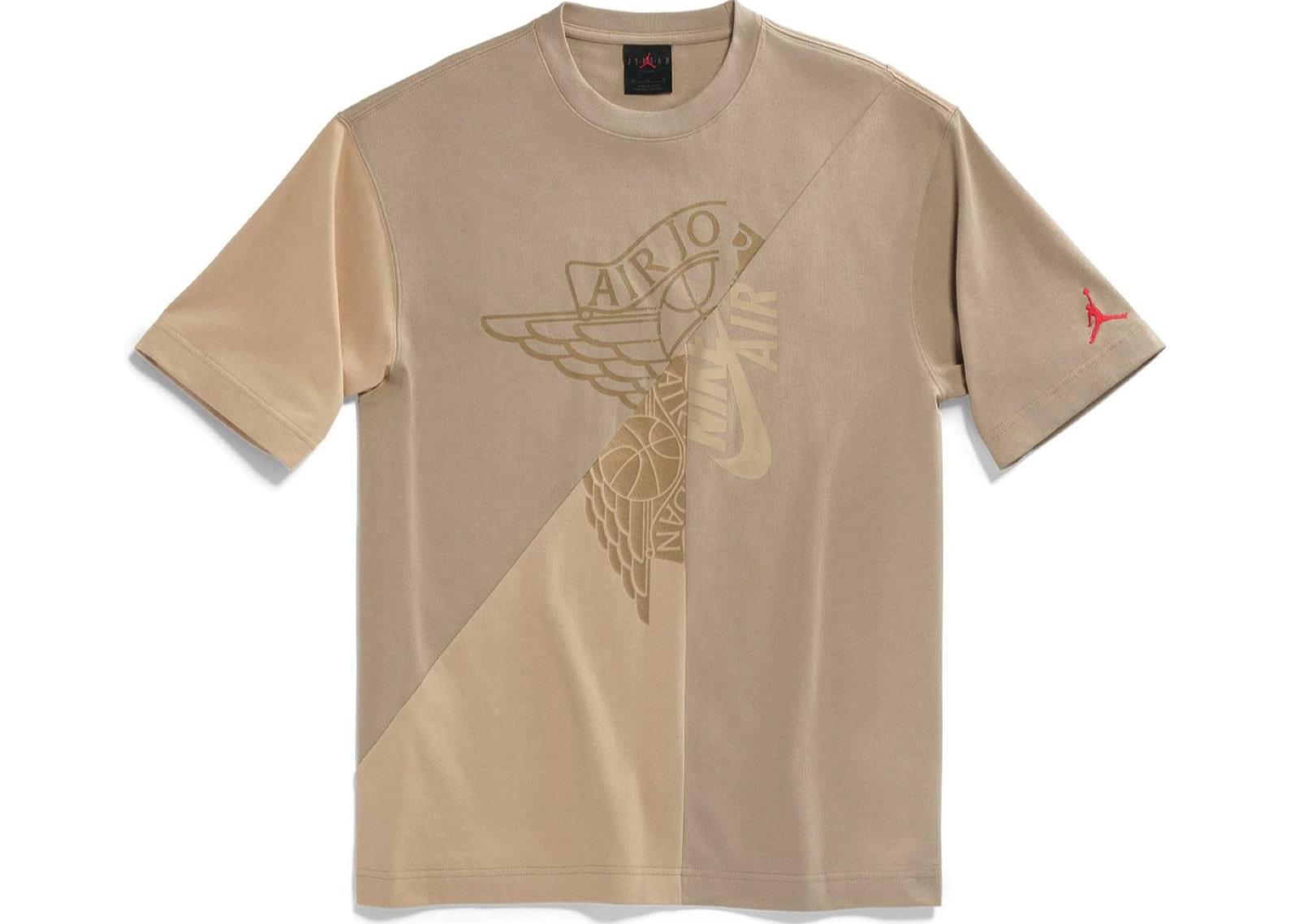 slide 1 - Khaki/Desert Tshirt