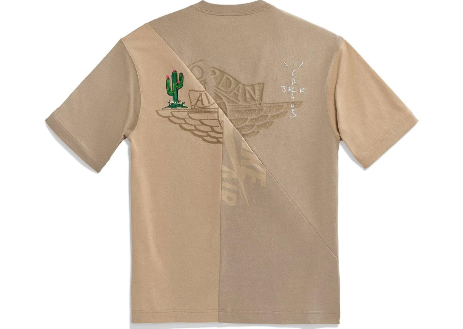 slide 2 - Khaki/Desert Tshirt
