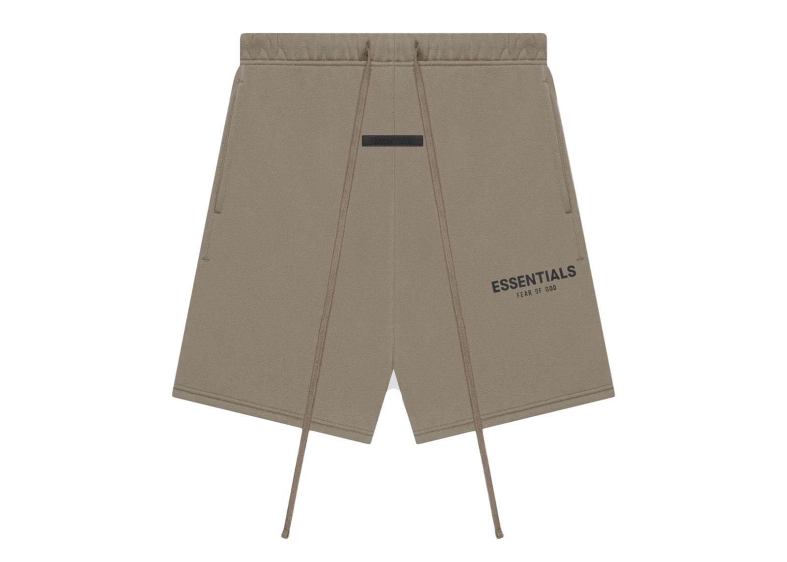 slide 1 - Taupe Shorts