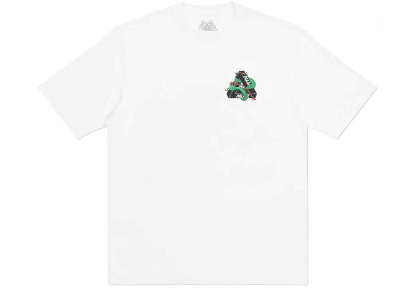 slide 2 - White Hesh Mit Fresh Tshirt