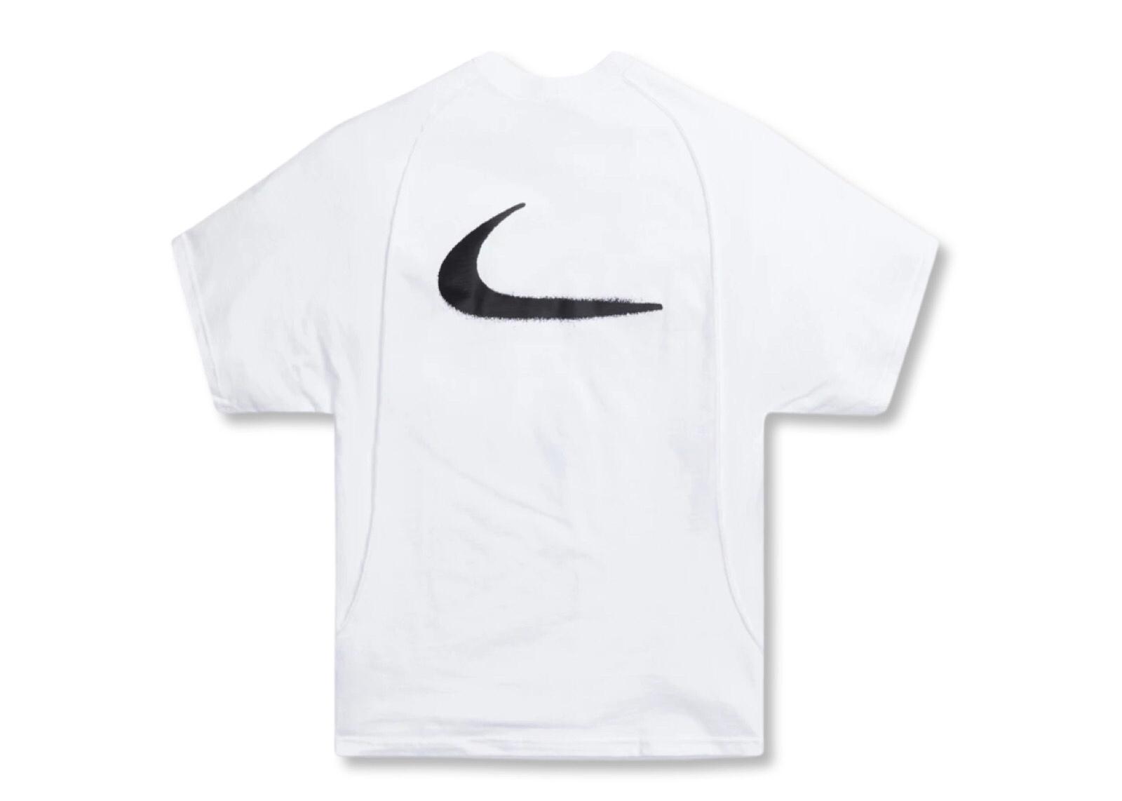 slide 1 - White Spray Dot Tshirt