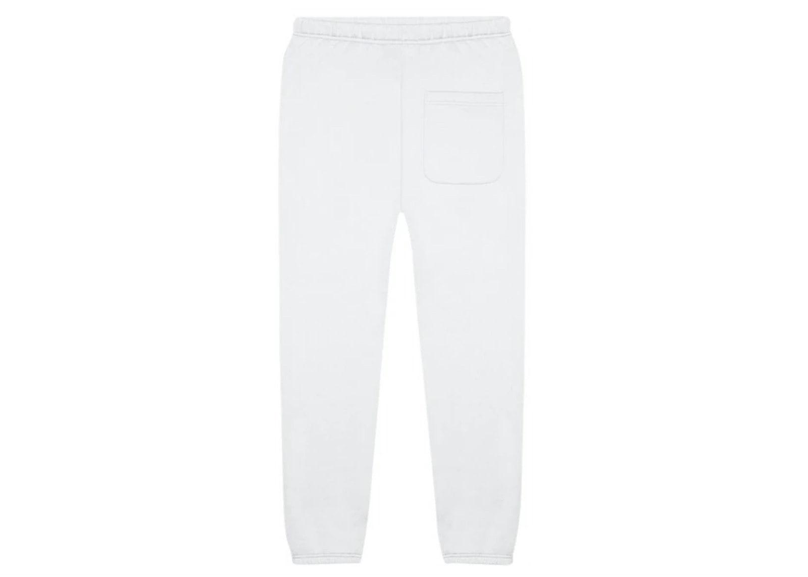 slide 2 - White Sweatpants