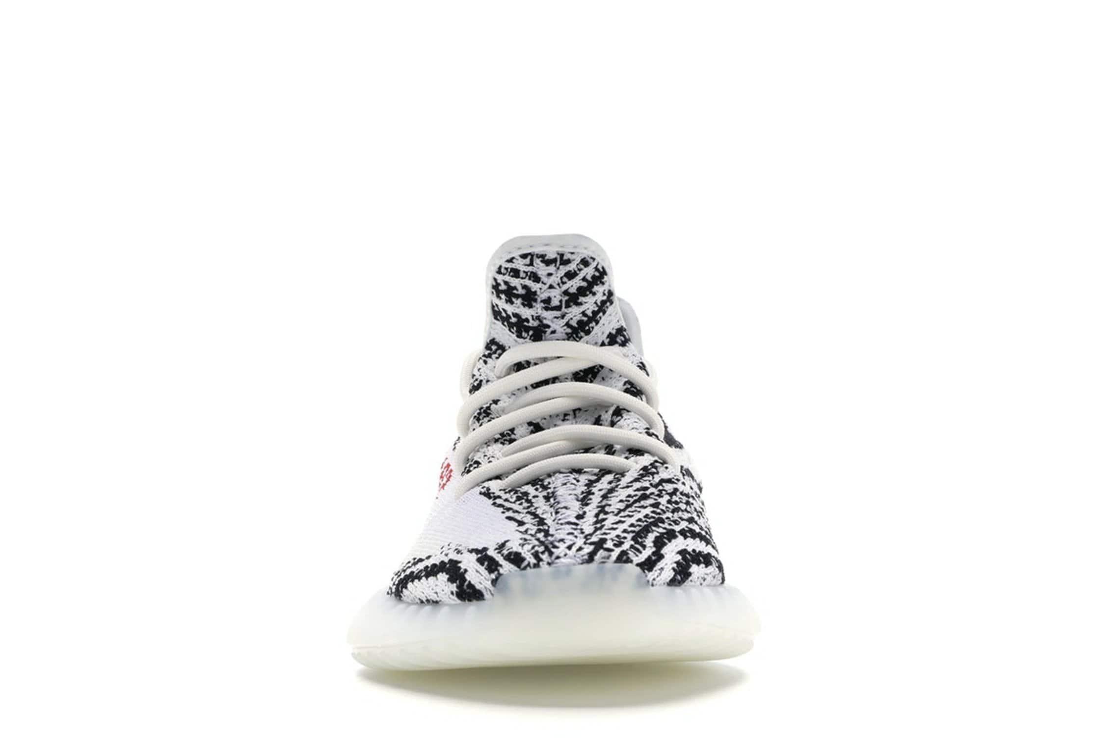 slide 2 - Yeezy 350 Zebra