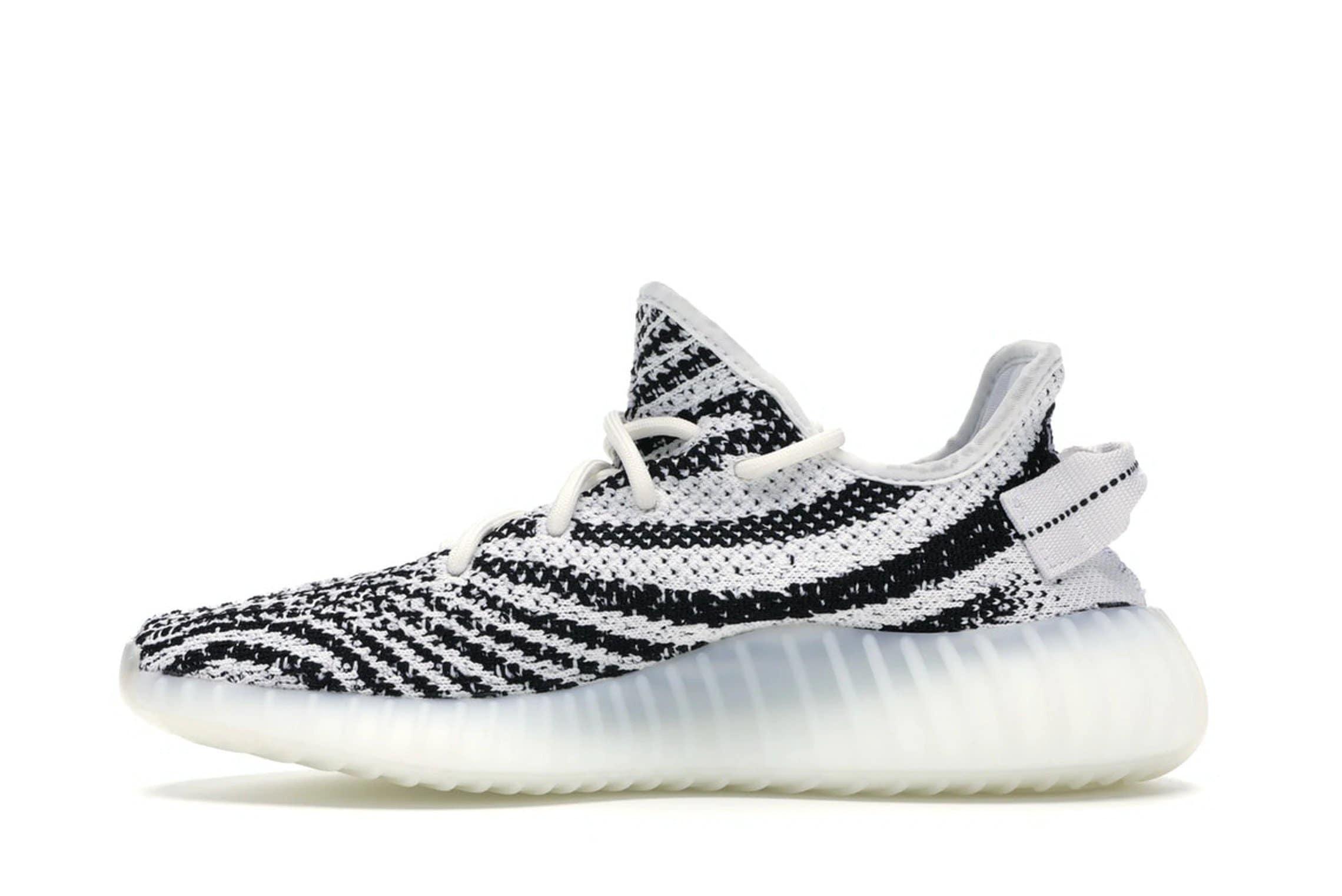 slide 3 - Yeezy 350 Zebra