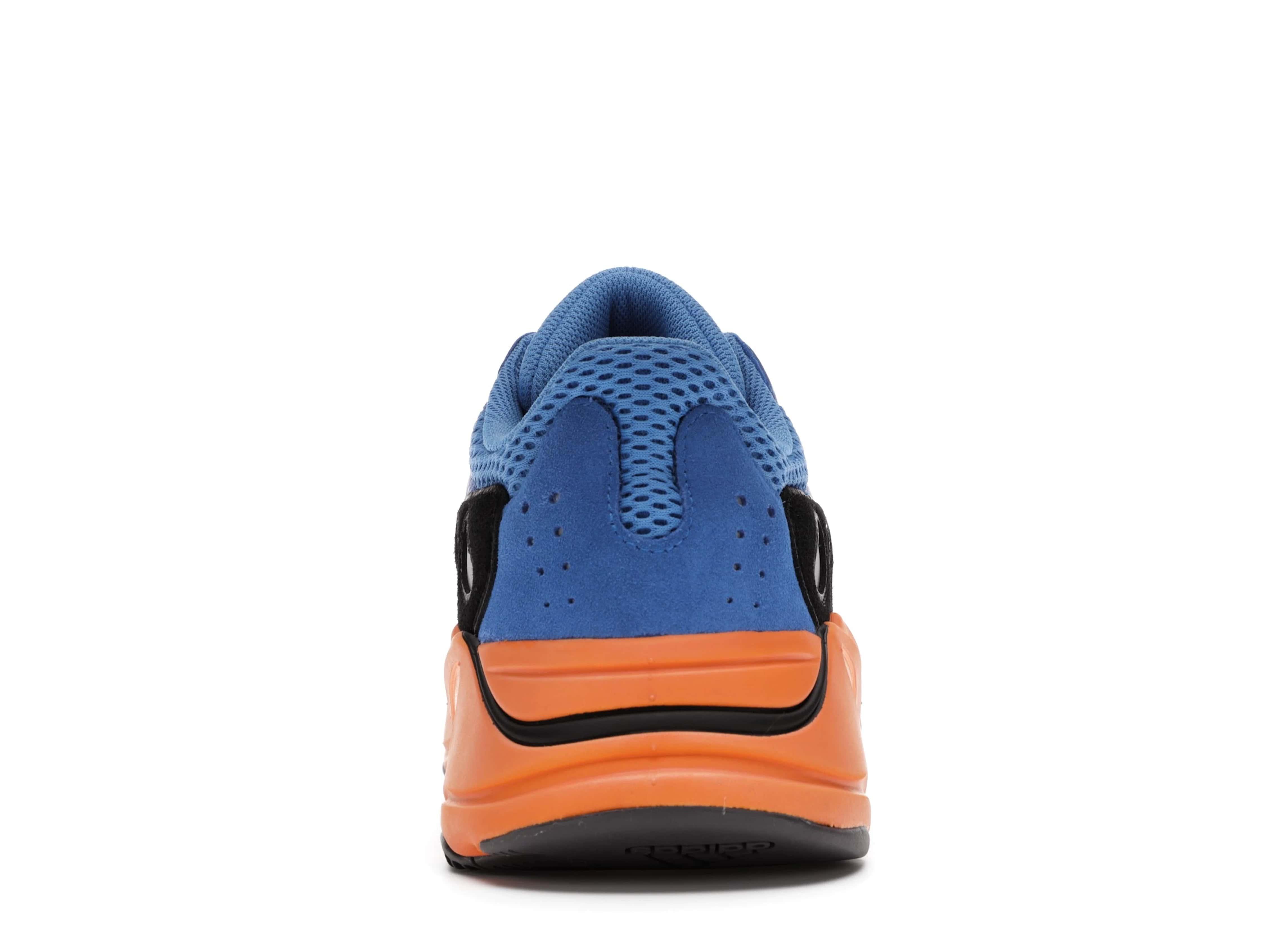 slide 4 - Yeezy 700 Bright Blue