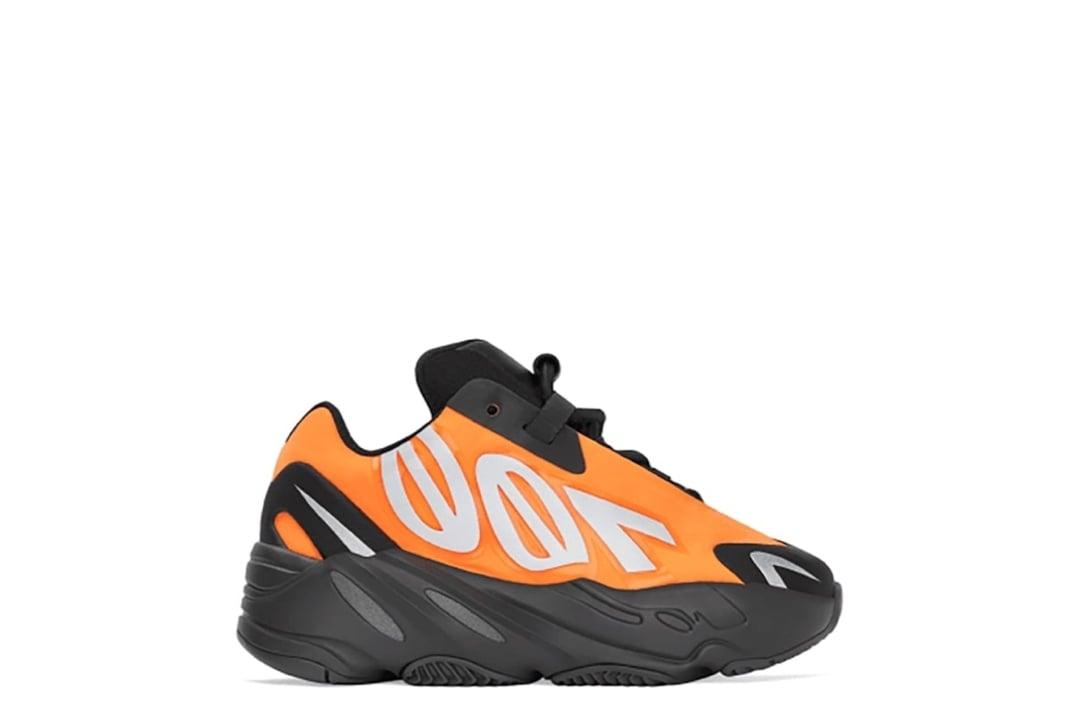 slide 1 - Yeezy 700 MNVN Orange (Infants)