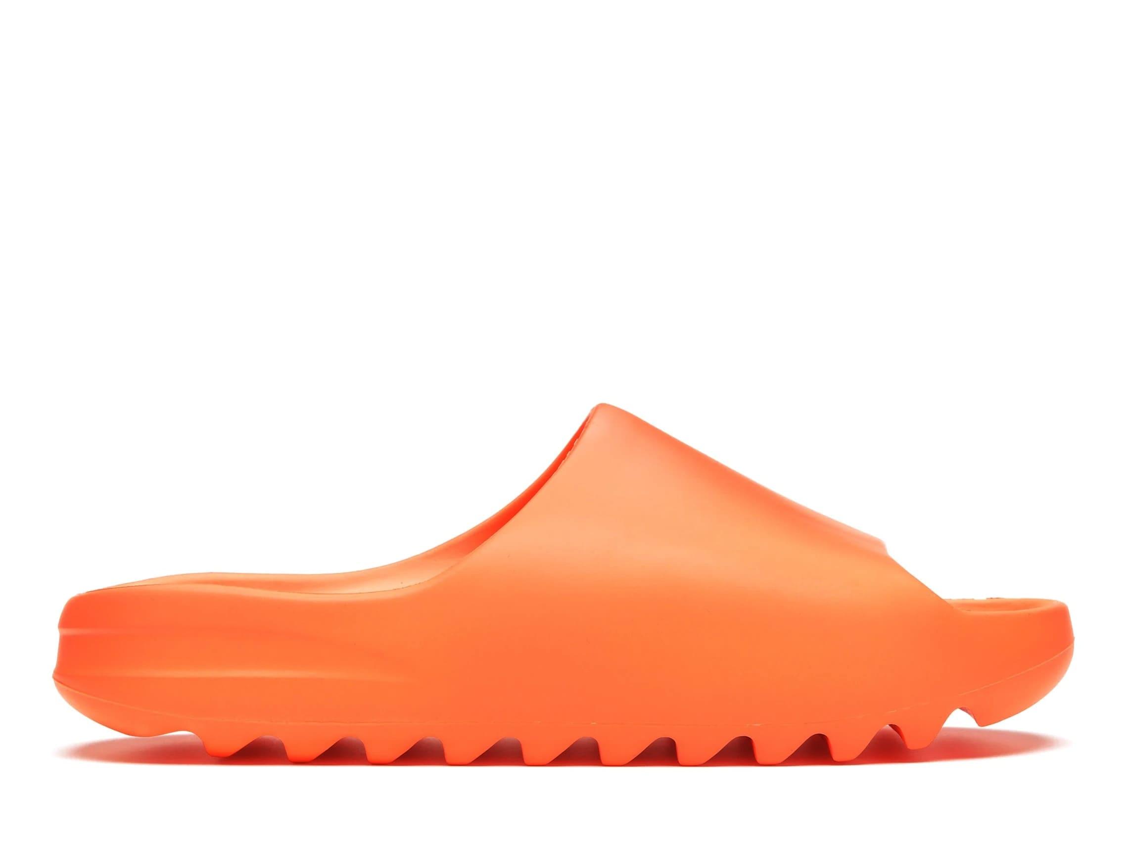 slide 1 - Yeezy Slide Enflame Orange