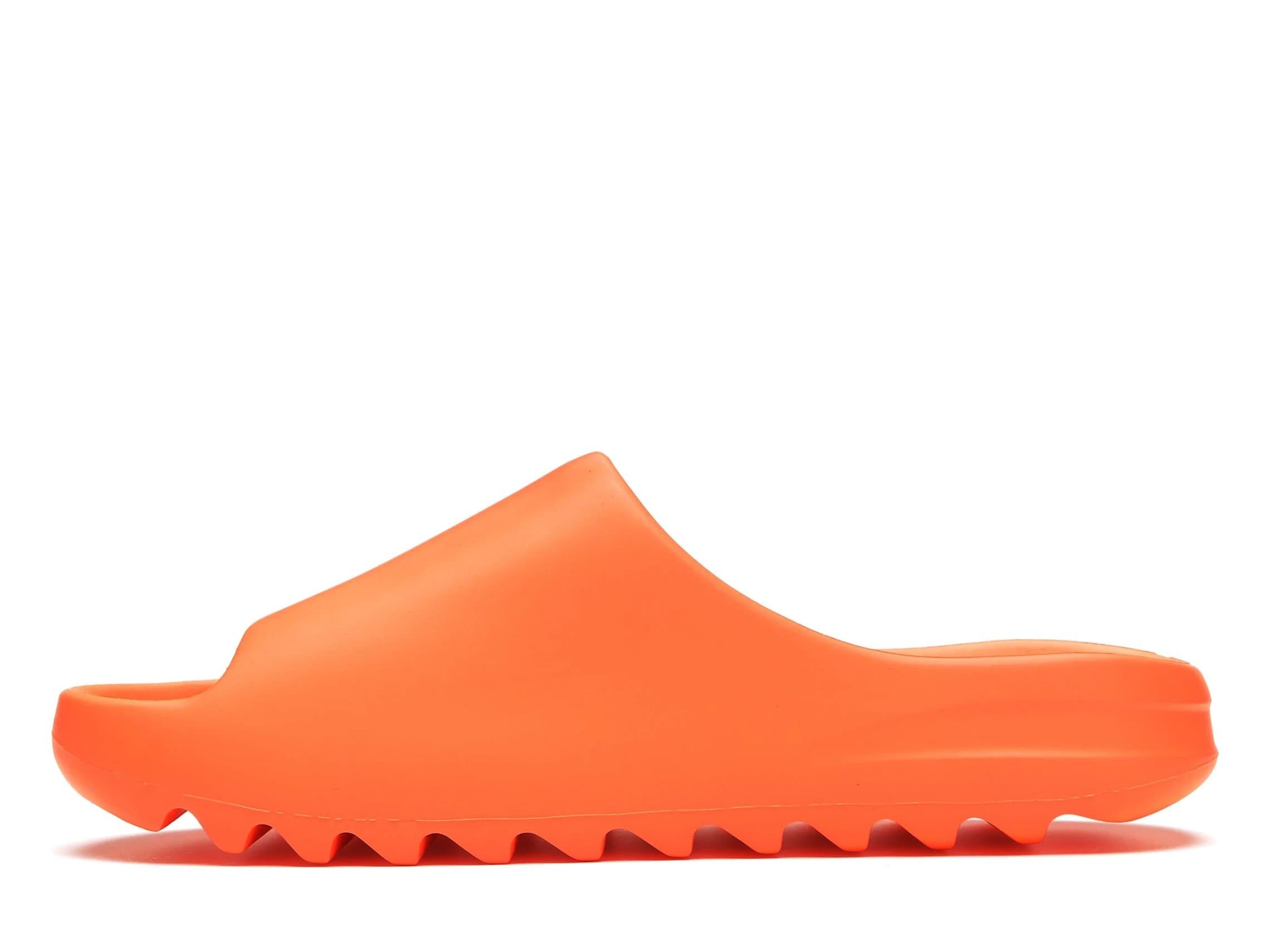 slide 3 - Yeezy Slide Enflame Orange