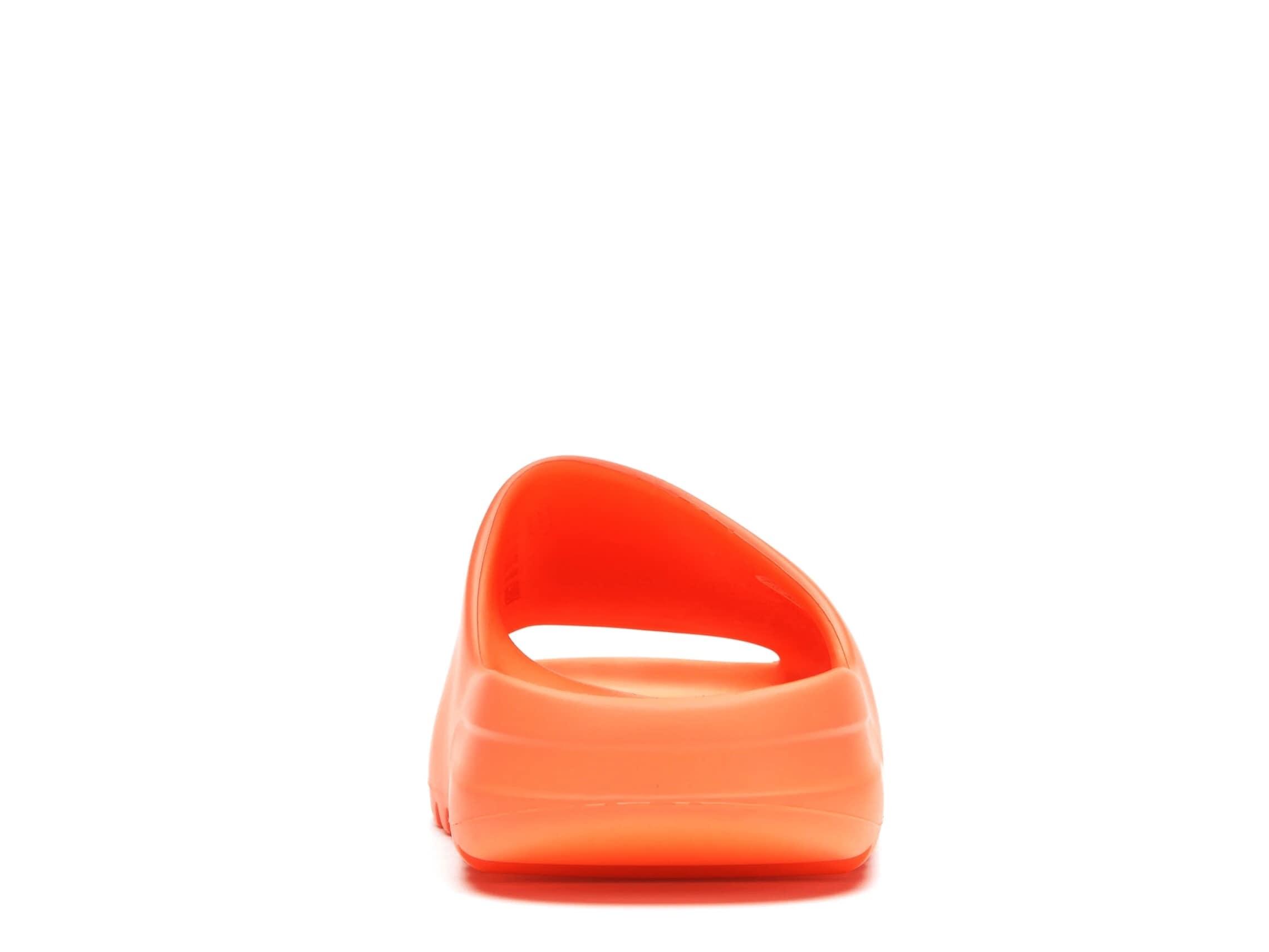 slide 4 - Yeezy Slide Enflame Orange
