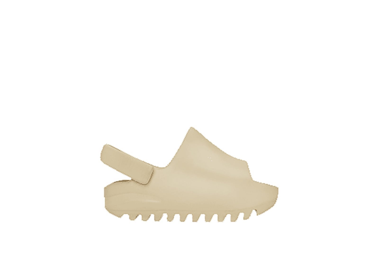 slide 1 - Yeezy Slide Desert Sand (Infants)