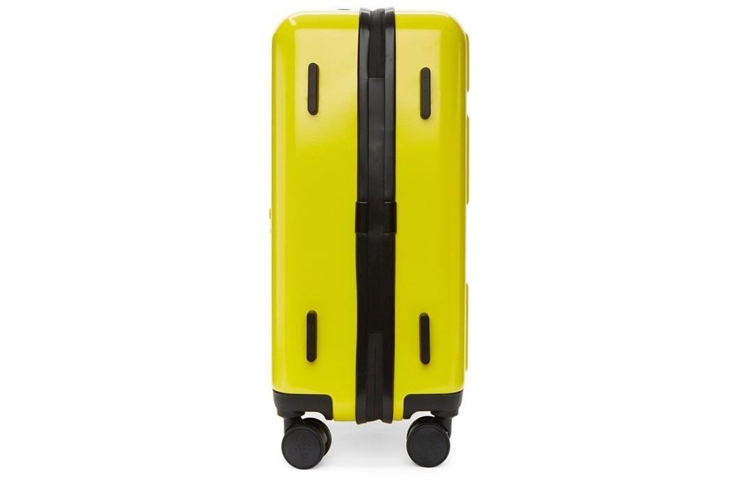 slide 5 - Yellow Arrows Suitcase