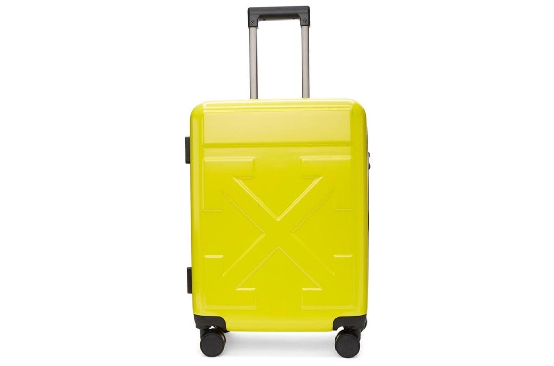 slide 6 - Yellow Arrows Suitcase