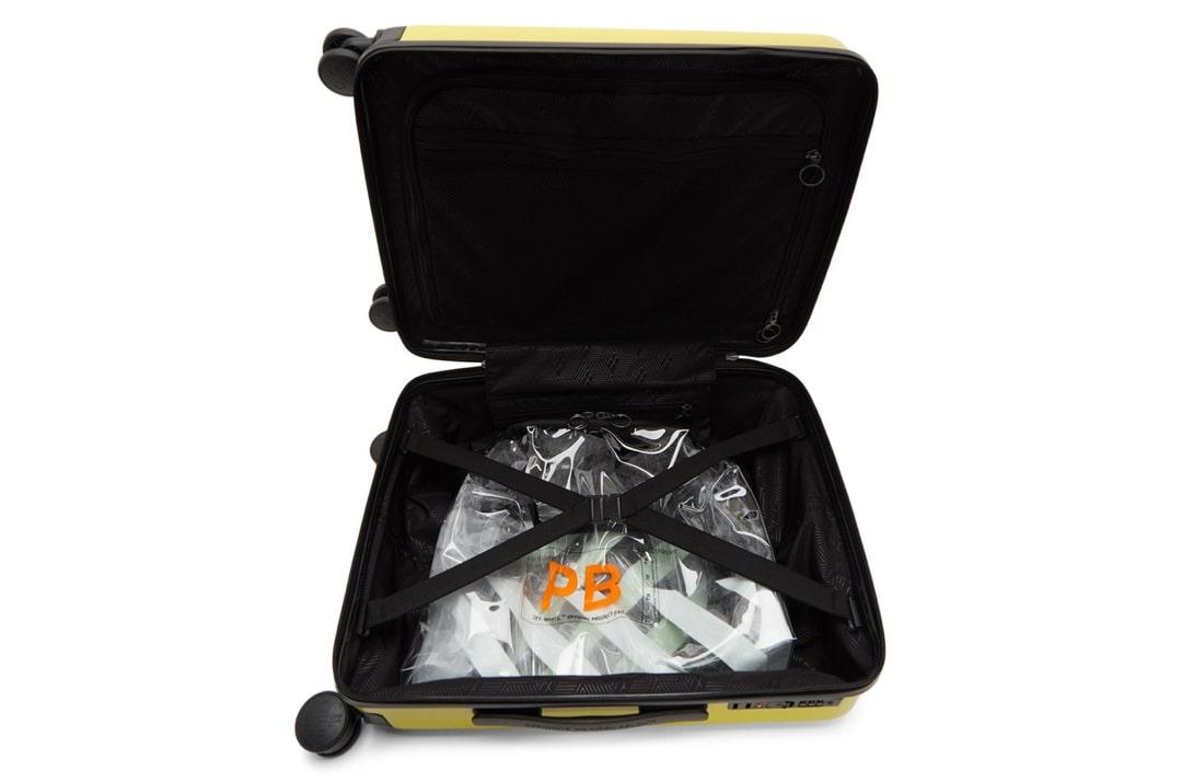 slide 7 - Yellow Arrows Suitcase