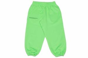 Seagrass Green Organic Cotton Track Pants