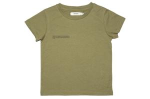 Olive Organic Cotton Tshirt