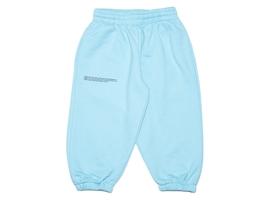 Celestial Blue Organic Cotton Track Pants