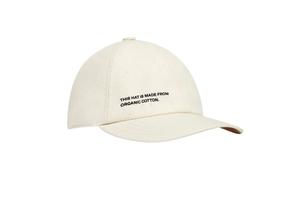 Cashew Cream Organic Cotton Cap