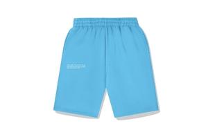 JUST Blue Organic Cotton Long Shorts