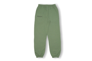 Heavyweight Cotton Track Pants - Khaki