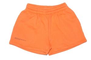 Persimmon Orange Organic Cotton Shorts