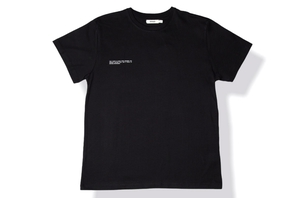 Seaweed Fiber Tshirt - Black