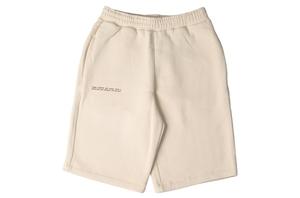 Heavyweight Cotton Long Shorts - Sand