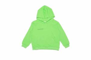 Seagrass Green Organic Cotton Hoodie
