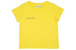 Saffron Yellow Organic Cotton Tshirt