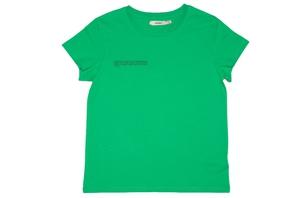 Jade Green Organic Cotton Tshirt