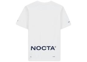 NOCTA White Cardinal Stock Tshirt