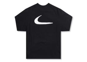 Black Spray Dot Tshirt