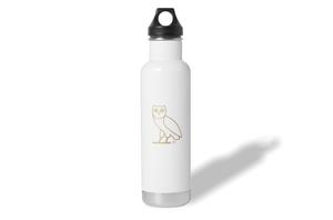 Kanteel Owl White Water Bottle (Large)