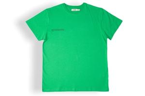 Organic Cotton Tshirt - Jade Green