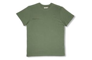 Seaweed Fiber Tshirt- Khaki