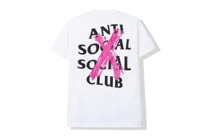 Cancelled White Tee