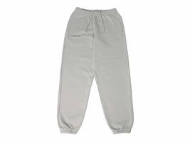 Cotton Track Pants - Stone